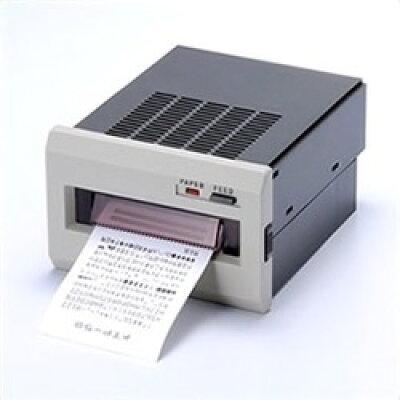三栄電機 μTP-58S20A 紙幅58mmパネルマウントタイプシリアル印字小型サーマル 20桁印字・RS232C