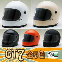 NEO-RIDERS GT7 全5色 レトロ フルフェイス ヘルメット (SG品/PSC付)