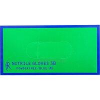 ニトリルゴム3B ブルー Mサイズ FR-5662