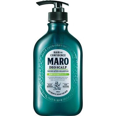 MARO 薬用デオスカルプシャンプー(480ml)