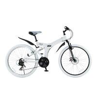 DOPPEL GANGER 26インチ折りたたみ自転車 713