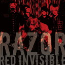 RED INVISIBLE/CD/TRCL-0137