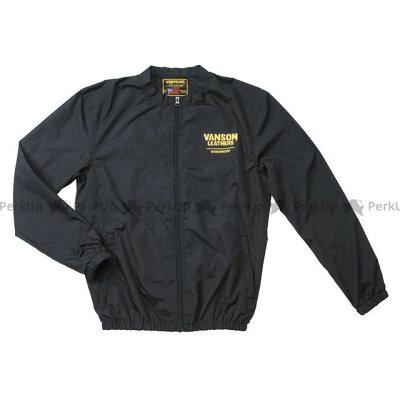 VANSON バンソン ライディングジャケット ウィンドプルーフジャケット サイズ:2XL