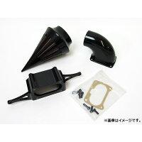 AP バイク用 エアクリーナーキット ブラック AP-TNAC008-BLACK ヤマハ/YAMAHA ウォリア 2002年 2009年