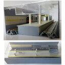 N011 地下鉄ホームキット 島式 Nゲージtomix用 模型工房パーミル
