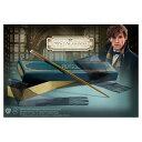ファンタスティックビーストニュートスキャマンダーの魔法の杖Wand of t Scamander in Collector's Box