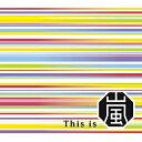 This is 嵐(初回限定盤/Blu-ray Disc付)/CD/JACA-5872