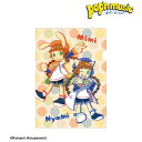 pop'n music ミミ & ニャミ クリアファイル グッズ