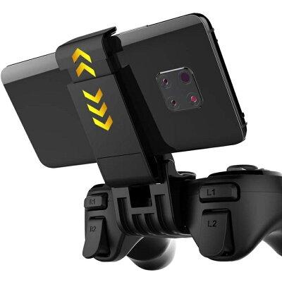 mini スマホホルダー付き ワイヤレスコントローラー 充電式