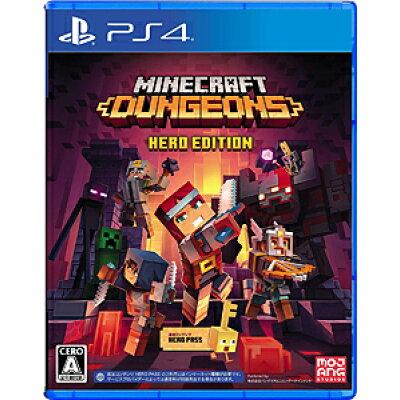 Minecraft Dungeons Hero Edition/PS4/PLJS36160/A 全年齢対象