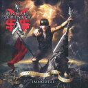 イモータル(Blu-ray Disc付)/CD/GQCS-90985