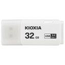 LU301W032GG4 KIOXIA キオクシア USB3.2 Gen1 対応 フラッシュメモリ 32GB Trans Memory U301 シリーズ