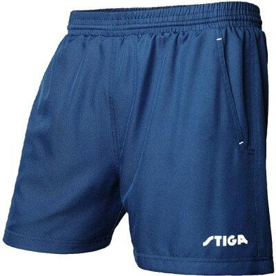 stiga 卓球ユニフォーム marine shorts マリンショーツ ネイビー  s 1851234401