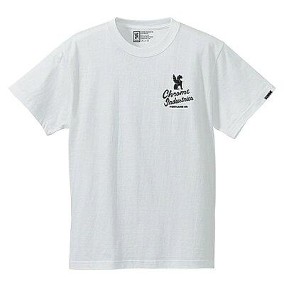 クローム CHROME メンズ トップス セブンスターズ クオリティー ポートランド エディション ティー ホワイト JP048WT