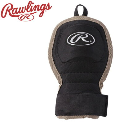 ローリングス rawlings 手甲ガード eac9s05 ブラック/ゴールド 縦 横