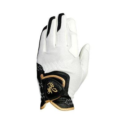 TOBIEMON R&A公認グローブ 夏用 左手着用 右利き用 白 Sサイズ TBGV S WSX10 TBGV S WSX10