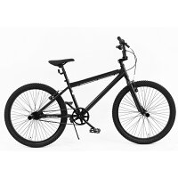 BMX Sayla TOKYO CUSTOM 24インチ自転車Code Name:alouetteアルエットBMX24ストリートトリック生産Saylaマットブラック