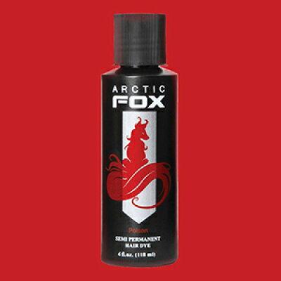 arctic fox アークティックフォックス ポイズン   poison 赤系