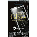 DEFF ディーフ Walkman NW-ZX500シリーズ用 強化ガラスフィルム Chemically Toughened Glass Screen Protector BKS-ZX500G2DF