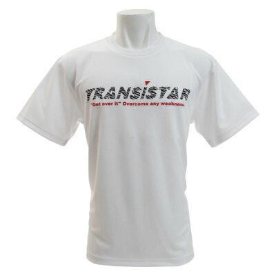 トランジスタ ドライTシャツ ゼブラロゴ HB18TS03-10