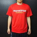 トランジスタ Tシャツ ハンドボールロゴ HB17TS01-60