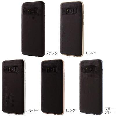 Galaxy S8+ SC-03J/SCV35 ハイブリッドケースM