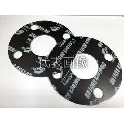 Matex/ジャパンマテックス 蒸気用膨張黒鉛ガスケット 8851ND-1.5t-FF-5K-250A