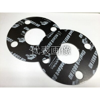 Matex/ジャパンマテックス 蒸気用膨張黒鉛ガスケット 8851ND-1.5t-FF-16K-90A