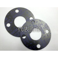 Matex/ジャパンマテックス 高圧蒸気用膨張黒鉛ガスケット 1500-1.5t-FF-16K-500A
