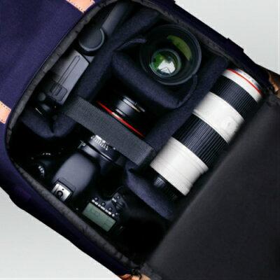 ZKIN ジーキン Z4536(カメラバックパック RAW Yowie マリンブルー)