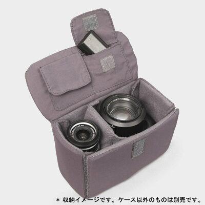 ZKIN カメラバッグ G Obia Z5132 アッシュグレー