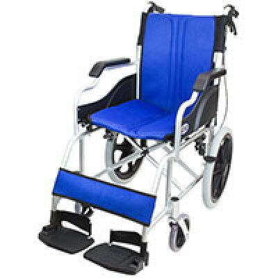 Care-Tec Japan/ケアテックジャパン 介助式アルミ製車椅子ハピネスコンパクト CA-13SU