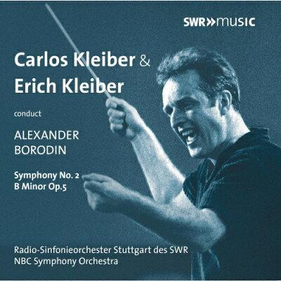 ボロディン:交響曲 第2番 アルバム SWR-19406CD