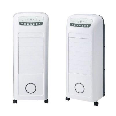 温冷風扇(加湿機能付き) ヒートアンドクール ホワイト EFT-1702(1台)