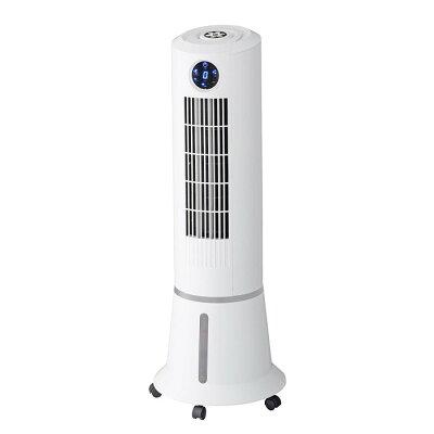 スリーアップ スリムタワー冷風扇 ホワイト EFD-1701