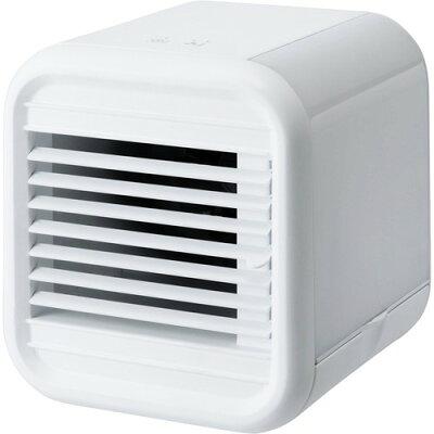 デスクトップ冷風扇 ホワイト(1台)