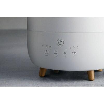 スリーアップ ハイブリッド式加湿器 Fog Mist HB-T1953WH