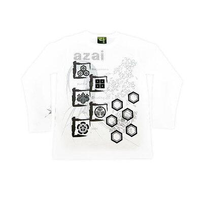 浅井家 長Tシャツ LW XS 白