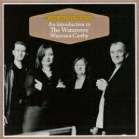 イントロダクション・トゥ・ザ・ウォータソンズ&ウォータソン:カーシー/CD/TPR-5479