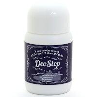 デオストップDeoStop靴の消臭パウダー デオストップ 60g120g