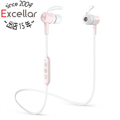 TAOTRONICS Bluetooth ワイヤレスイヤホン  両耳 高音質 防水 カナル型 TT-BH026PK