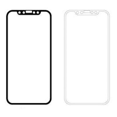 iPhoneXS ガラスフィルム
