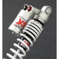 YSS リアサスペンション SPORTS LINE リアツインショック S362 スプリングカラー:ホワイト ボディーカラー:シルバー CB400SS/CL400 98-07