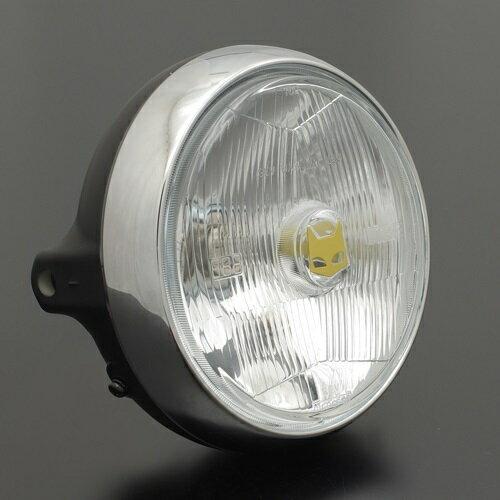楽天市場】ピーエムシー PMC マーシャル888ヘッドライト レンズカラー:クリア ケースカラー:ブラック CB400Four | 価格比較 -  商品価格ナビ