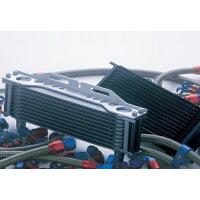 EARLS アールズ オイルクーラー本体 ストレイト・オイルクーラ・フルシステム ZEPHYR1100 ゼファー