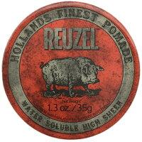 REUZEL  ルーゾー ポマード レッド HIGH SHEEN/RED Package 35g