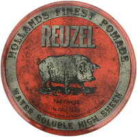 REUZEL ルーゾーポマード 4oz.- 113g REUZEL HIGH SHEEN/RED 水性