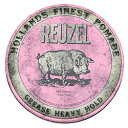 REUZEL ルーゾー ポマード ピンク HEAVY HOLD/Pink Package 113g