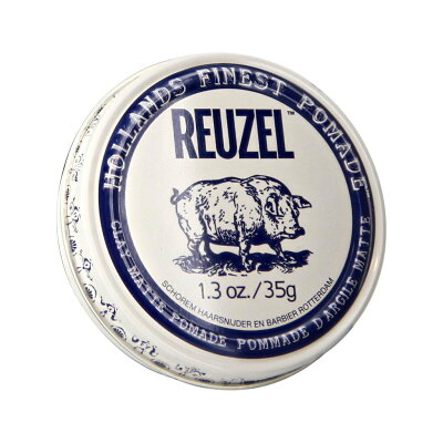 reuzel ルーゾー クレイマットポマード ホワイト