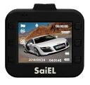 SaiEL コンパクトHDドライブレコーダー SLI-CDR130N